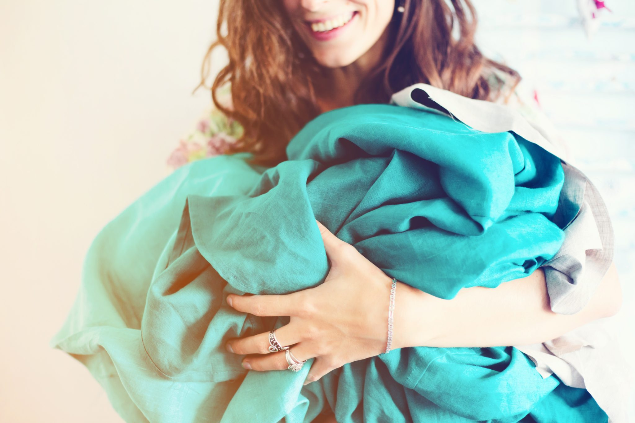 how to clean your doona's