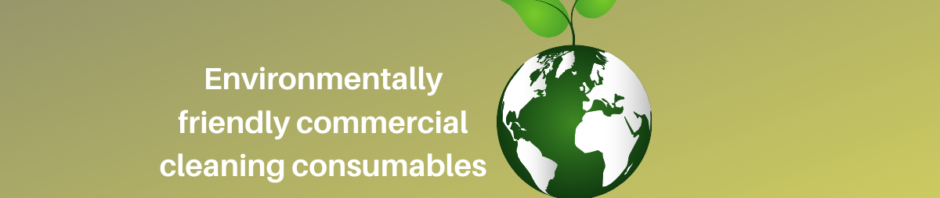 environmentally friendly commercial cleaning products